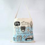 Preços promocionais Eco Portable Shopping Calico Bag