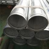 Труба углерода размера ASTM Bevel конца большая гальванизированная A53 стальная