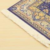 Pista tejida estilo persa de la estera del ratón del regalo de la herramienta de la oficina de la estera del ratón de la alfombra de la pista de ratón de la manta de la vendimia para el juego Bohemia del ordenador