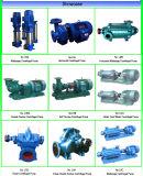 Vários Estágios Estrutura da bomba e o uso de água da bomba de água Bomba Centrífuga
