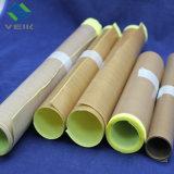 Uma boa qualidade de PTFE fita adesiva de fibra de vidro