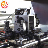 Hochgeschwindigkeitsfaltblatt Gluer mit Heftermaschine in automatischem