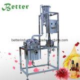 Fácil de operar el equipo de extracción de aceite esencial