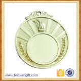 使用されるシャンペンの勝利のトロフィ亜鉛合金のブランクの挿入メダル賞