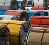 Folha de aço galvanizado Prepaint, Material de Aço, SGCC, PPGI, aço revestido de cor