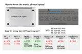 """Design rosa preta 11.6"""" 13.3"""" 14""""15,4"""" caso Ultrabook Saco para computador portátil programável da Luva de cobertura para o MacBook Air PRO Retina para senhora"""