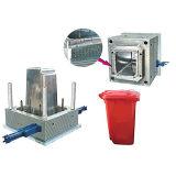 ごみ箱型およびプラスチック射出成形