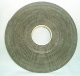 Corrosión anti de la cinta de la espuma de la muestra libre 3mm*18m m los 3m EVA