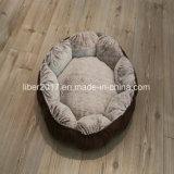 Base di lusso Handmade dell'animale domestico della base di sofà del cane di disegno di modo di figura del fiore