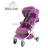 2018 Nouvelle arrivée poussette pliable faciliter le transport, les enfants Les enfants d'aluminium Bébé 3 Bébés 1 Bébé en bonne poussette