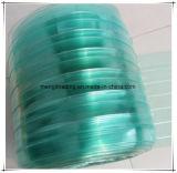 Cortina flexible transparente estupenda opaca del PVC