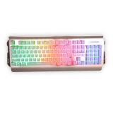 7 다채로운 LED 컴퓨터에 의하여 타전되는 USB 도박 키보드