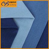 9.4OZ de Stof van het Denim van Spandex van het katoenen Rayon van de Polyester voor de Jeans en de Overjas van Vrouwen