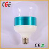 Luz de bulbo más caliente vendedora caliente de la lámpara E27 9W LED de los precios de fábrica de la alta calidad con el disipador de calor