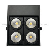 LED de 400W luz Blinder 4*100W LED de color blanco de mazorca Blinder 4LED de luz de los ojos de la luz de la audiencia