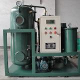 Macchina utilizzata 50 l/min di filtrazione sotto vuoto dell'olio della turbina