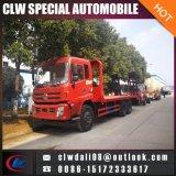 최신 판매를 위한 중국에서 6*4 평상형 트레일러 트럭 그리고 트레일러