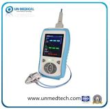 Ecran LCD TFT Portable doigt de l'équipement médical Ordinateur de poche oxymètre de pouls