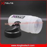 プラスチックこし器(KL-7095)が付いている900ml蛋白質のシェーカーのびん