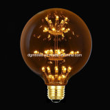 Creative Home Decoration ST64 3W Multi Color Starry Night Bulb