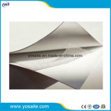 Membrana impermeável de PVC de cor branca