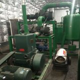 Automotive Motor Oil Recycling Seedling