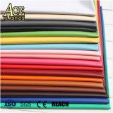 Cuoio sintetico del Faux della tappezzeria di PVC/PU