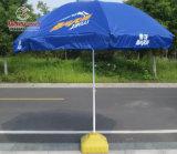 52inchまっすぐな広告のガラス繊維の傘