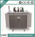 Pleins transformateurs inclus de distribution utilisés par 400kVA de l'alliage Sh15 amorphe