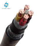 4X35mm2 4 SWA-gepanzertes Energien-Kabel des Kern-35mm2