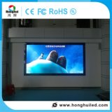 Il livello rinfresca P2.5 HD dell'interno che fa pubblicità allo schermo del LED