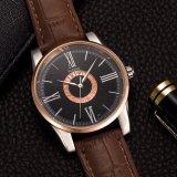 Reloj impermeable del cuarzo de la alta calidad del reloj del asunto de los hombres H377 para los hombres