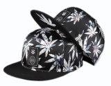 スポーツの帽子の平らなピーク帽子の野球帽の急な回復の帽子