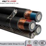 Luftkabel des bündel-Kabel-/ABC mit PET oder XLPE Isolierung
