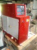 Máquina que raja con la torreta que rebobina para la escritura de la etiqueta estrecha