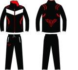 Diseño de moda el Estilo Fresco Chándal resistente al agua los deportes de equipo para correr la chaqueta