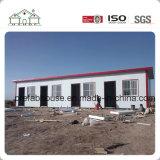 Casas prefabricadas ampliamente utilizadas para el dormitorio del trabajador