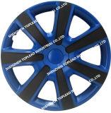 Gli ABS universali facili installano il coperchio bicolore del centro del mozzo di rotella dell'automobile