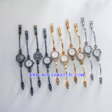 Forma de relógio de pulso de quartzo personalizados Relógios de pulso digital (WY-010A)