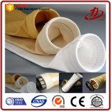 Saco de filtro de alta temperatura de Baghouse da resistência