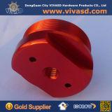 Изготовленный на заказ анодированные точностью алюминиевые части машины CNC