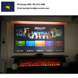 "80""-200 "" Ecrans de projection Home Entertainment avec châssis en aluminium"