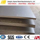 Плиты A242/A588/S355j0wp погоды упорные стальные