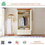 قوّيّة وتصميم متينة حديثة غرفة نوم مجموعة مع مقصورة خزانة ثوب