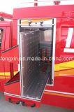 Feuerkontrolle-Geräten-Emergency Rettungs-LKW-innere Teil-Vertikale-Ladeplatte