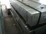 Простая конструкция из гофрированного картона PPGI хорошего качества стальных листа крыши