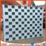 Gewebe-Hintergrund-Wand des Polyester-260GSM attraktive