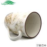 Nuova tazza di ceramica il più in ritardo rinfrescata con spruzzo creativo