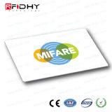 Carte de papier d'IDENTIFICATION RF de l'impression d'uid MIFARE (r) 4K pour le contrôle d'accès