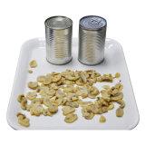 소금물에 절ㄴ 전체 적이고, 잘라진 A10에 의하여 통조림으로 만들어지는 버섯